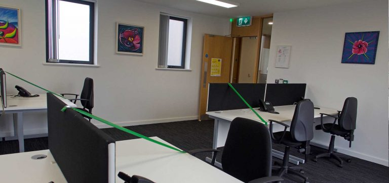 Stable Lane Digital Hub Office Shot 4