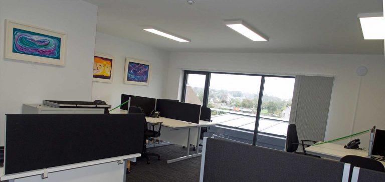 Stable Lane Digital Hub Office Shot 2