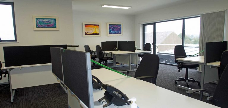 Stable Lane Digital Hub Office Shot 1